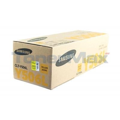 SAMSUNG CLP-680ND TONER CARTRIDGE YELLOW